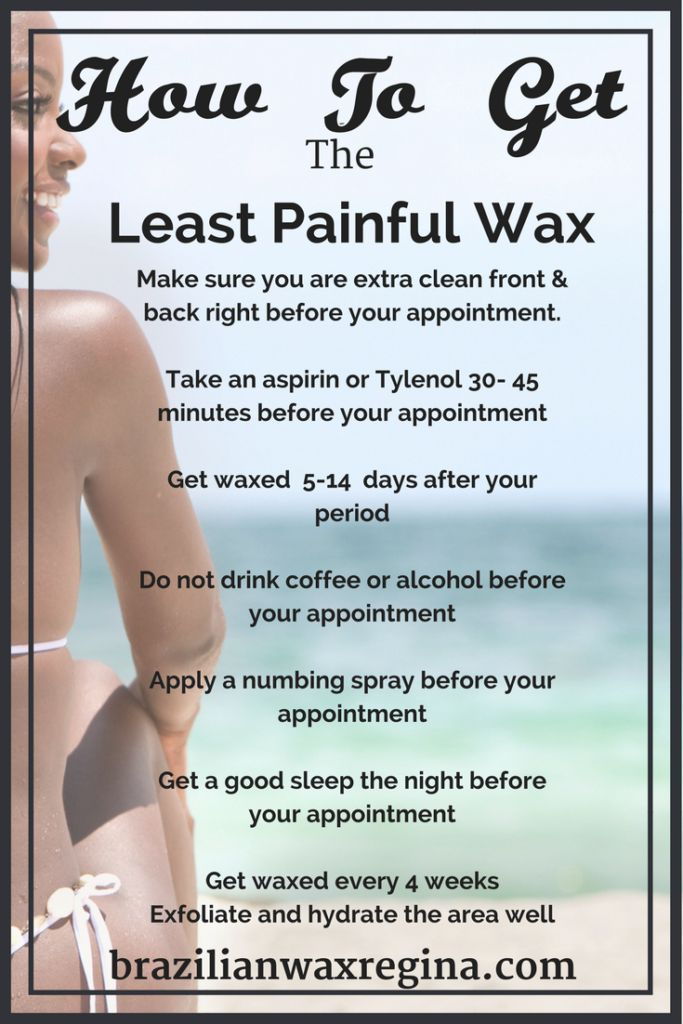 Quick Tips Waxing Facts Brazilian Wax Regina Brazilian Waxing Brazilian Wax Tips Waxing Tips