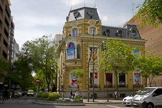 El Barrio de Salamanca - Palacio de Saldaña (1903) / arquitecto: Joaquín Saldaña, actualmente utilizado para eventos sociales y empresariales.  José Ortega y Gasset, 32- madridvillaycorte.es