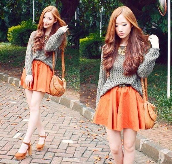Moda Coreana Vestuario Ulzzang *o*
