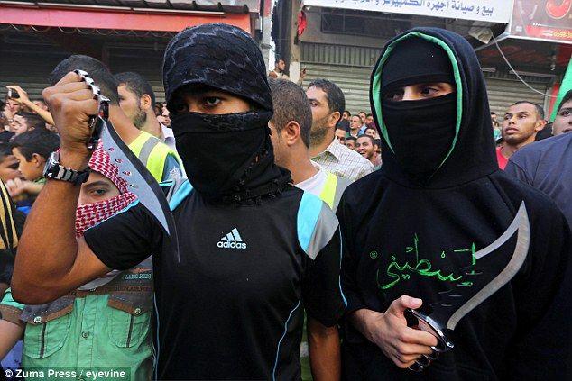 """El ente palestino prepara el camino para un progrom de judios en Israel. FAtah, partido extremista y cabeza visible de la Autoridad Palestina ha proclamado un """"Día de la rabia"""" para hoy…"""