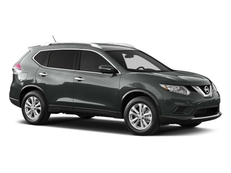 2014 @Nissan Rogue SV: At Home On Rodeo Drive and in Sequoia National Park @shebuyscars #tmom