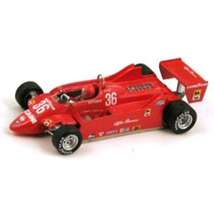 Spark 1:43 Alfa Romeo 179 - 1979 Canadian Grand Prix - #36 V. Brambilla Diecast Model F1 Cars