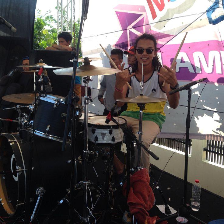 Mr Drumm beat