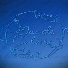 Diseño del Logo de Mar de Colores, para un proyecto de Vestidos de Baño.