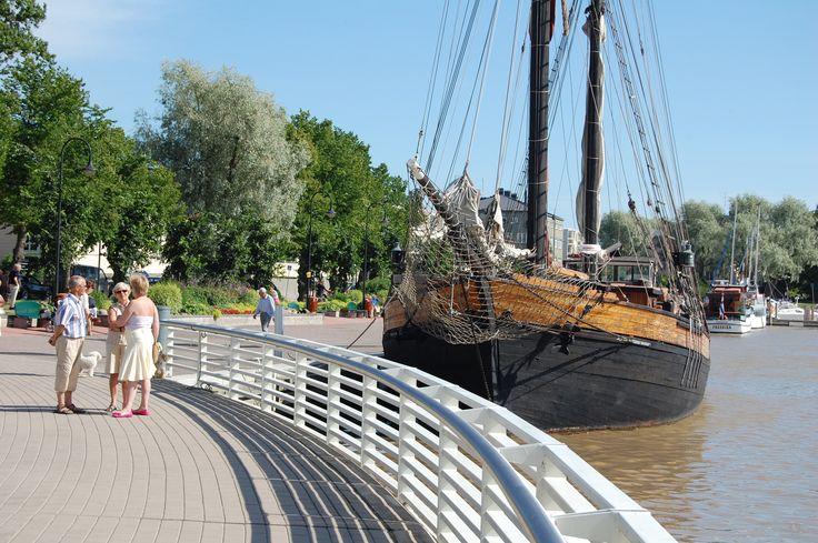 M/aux Marita ship was built in Porvoo archipelago in 1947. www.visitporvoo.fi