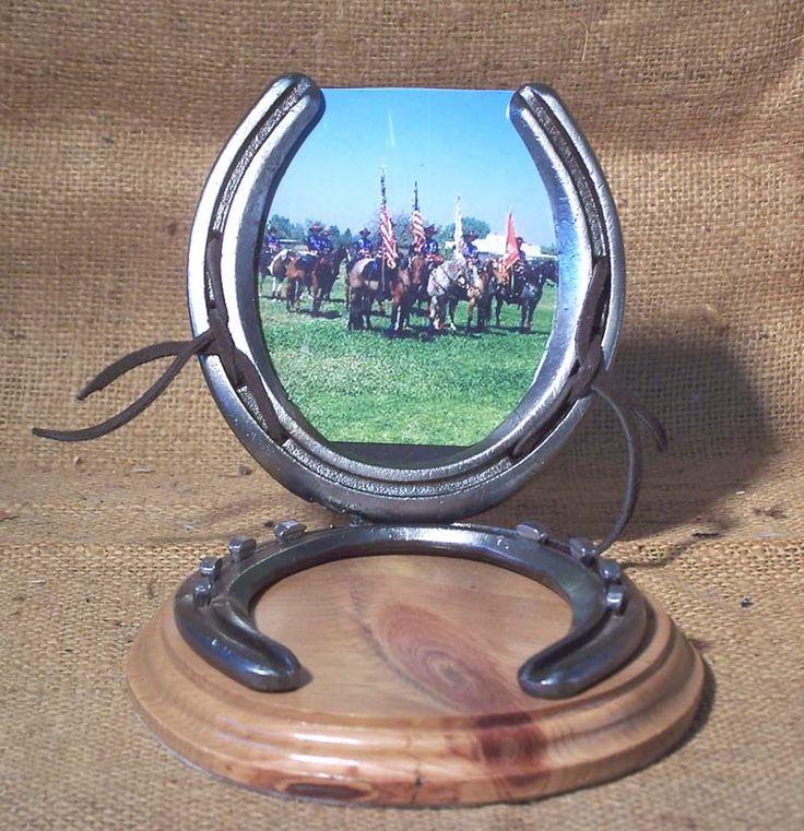 22 best horseshoe crafts images on Pinterest | Horse shoes ...