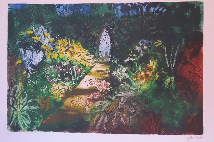 john piper Summer Garden