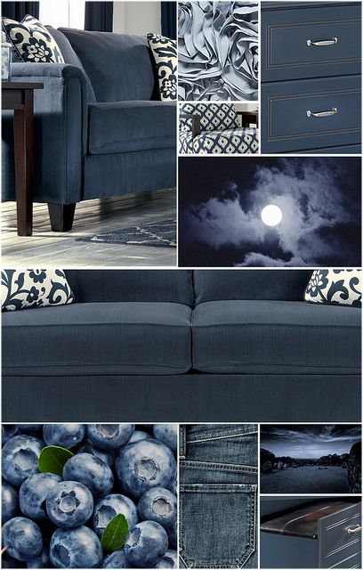 Blue Color Collage by Ashley Furniture HomeStore