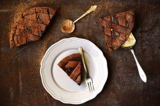 crostata al cioccolato come Ernst Knam (provata! incredibile! 10/10)