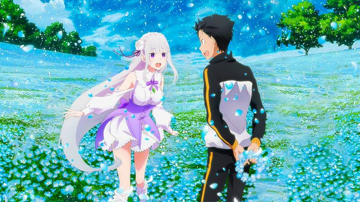 Re: Zero new images of the second OVA that opens November 8 in Japan