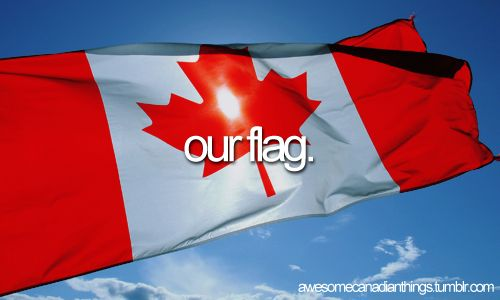 Oh Canada! :P