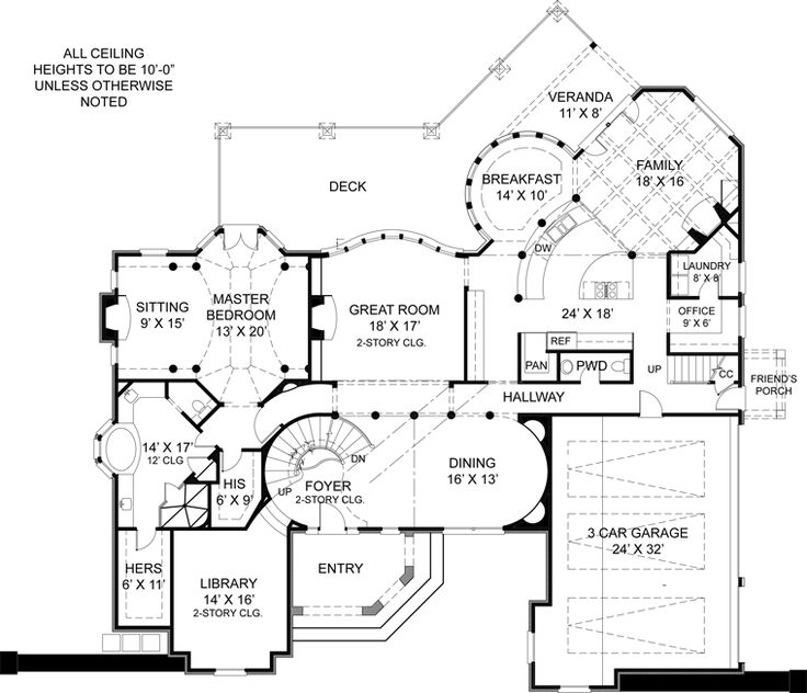 40 best Floor Plans images on Pinterest | Victorian house plans ...