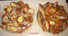La cocina de Myri: Facturas de manteca argentinas caseritas