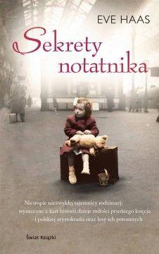 Sekrety notatnika « Dobre Książki – magazyn o literaturze