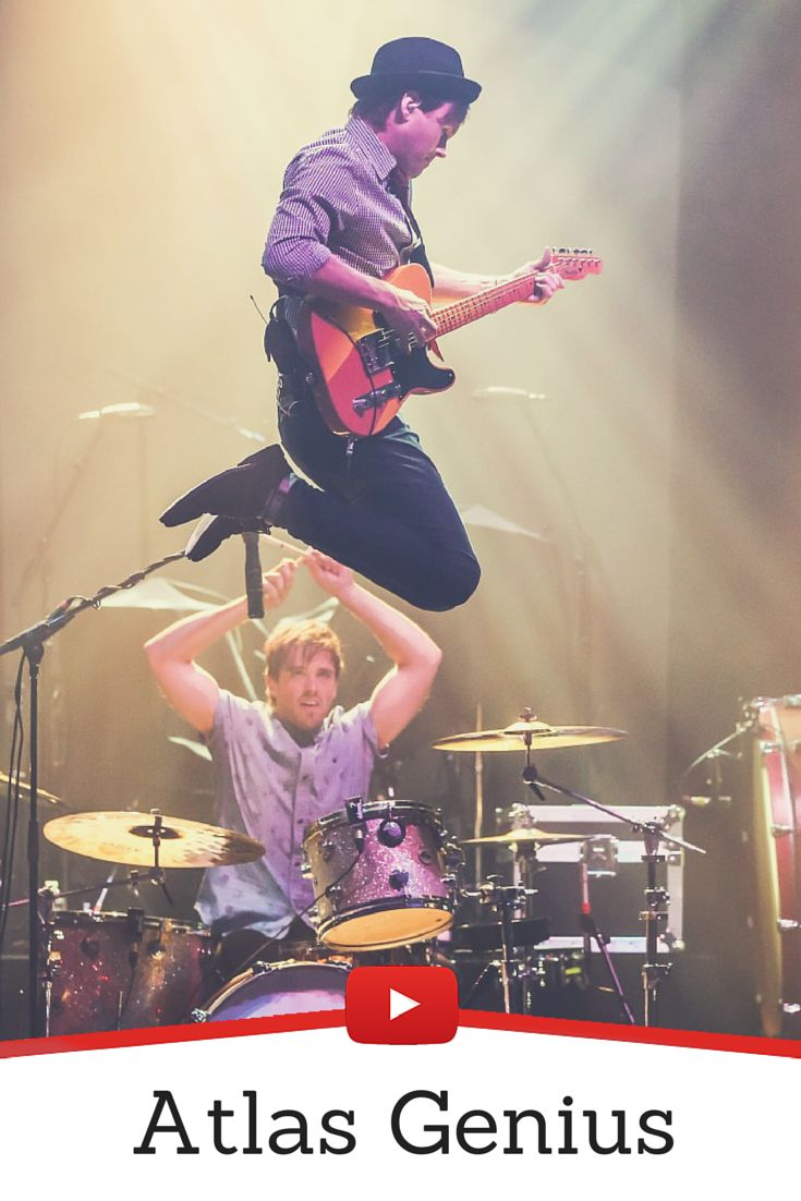 18 best discover new music images on pinterest rock bands music atlas genius are an alternative rock band formed in adelaide south australia in november 2009 malvernweather Gallery