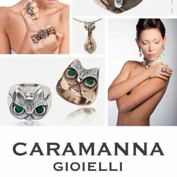 Gioielli Caramanna in argento made in italy