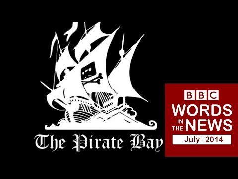 BBC Words in the News 14/07 with transcript video - Internet piracy warnings; Assisted dying debate; Cocaine in supermarket bananas