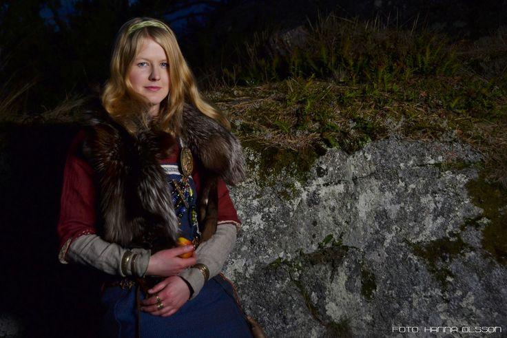Kim Engstrand Lund, viking