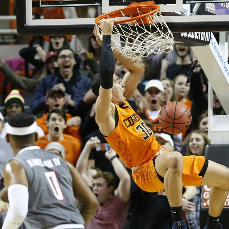Oklahoma State Uses Balanced Offense to Pull Upset Win vs. No. 6 Texas Tech   Bleacher Report