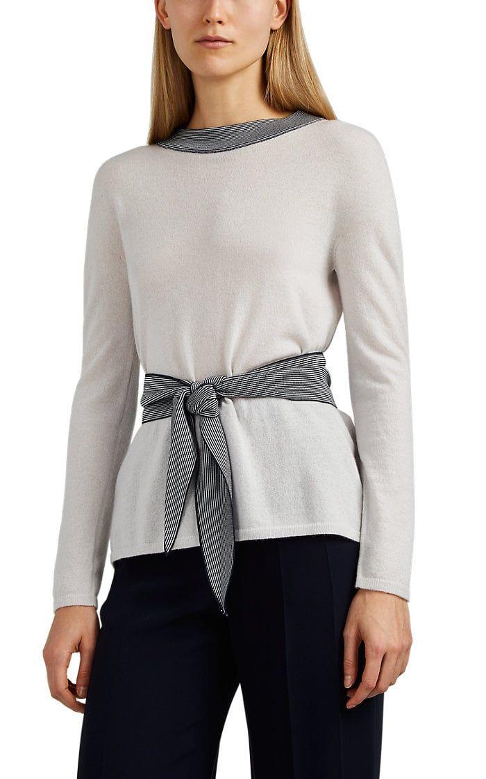 75bd83d455 Giorgio Armani Cashmere Belted Sweater in 2019 | Winters | Giorgio ...