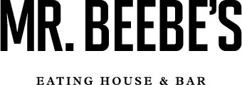 Mr Beebe's Eating House and Bar 17 VIEW POINT. BENDIGO VICTORIA 3550 T. 03 5441 5557