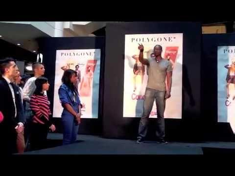 [VIDEO] Concours de look #Polygone 2013