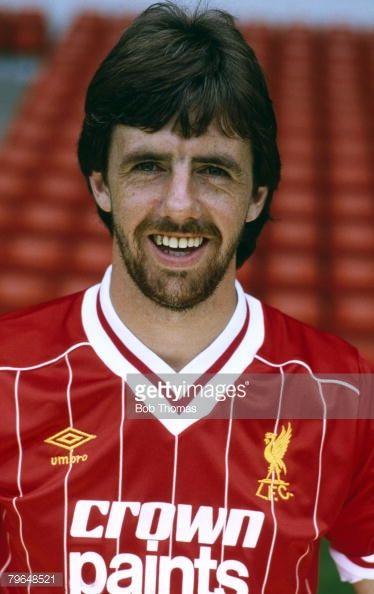 circa 1982 Mark Lawrenson Liverpool central defender Mark Lawrenson won 39 Republic of Ireland international caps between 19771988