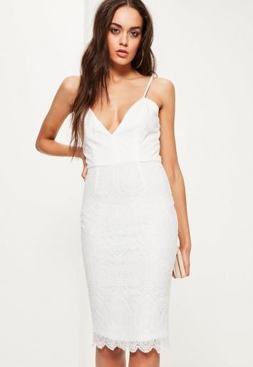 https://www.missguidedus.com/white-lace-strappy-bodycon-dress