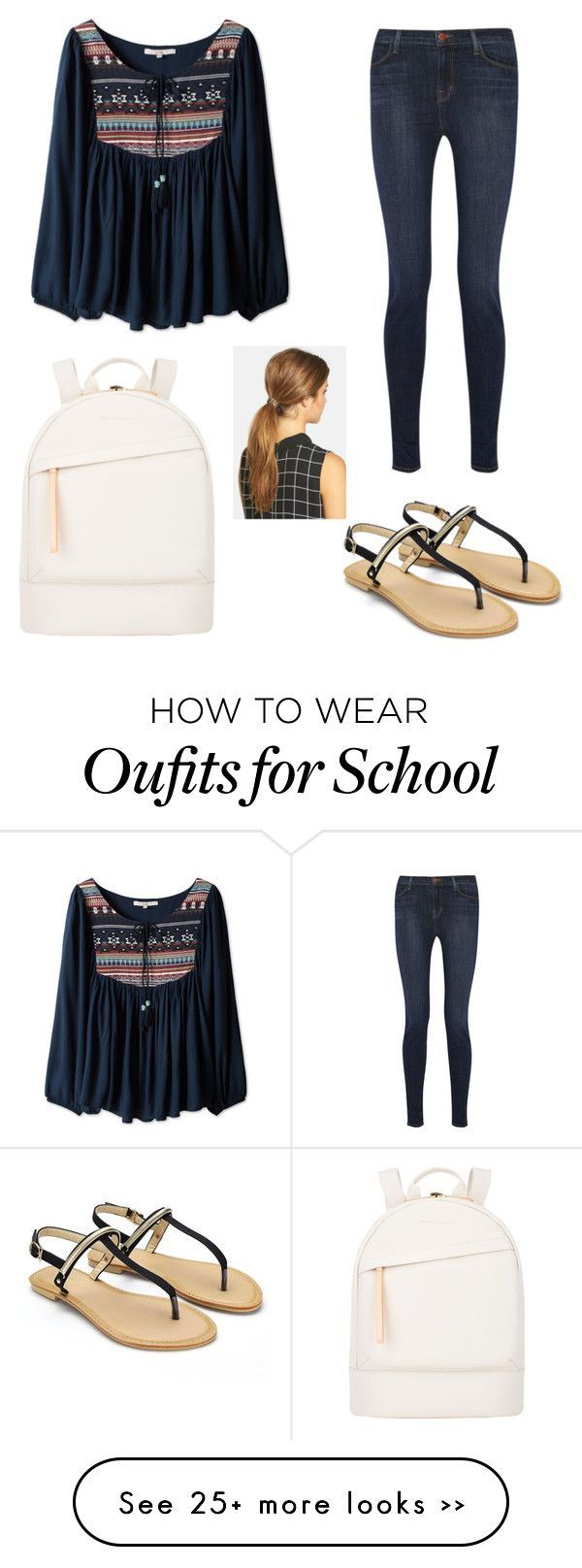 Back To School Contest !!! Read D !!! by emmacouture2339 on Polyvore