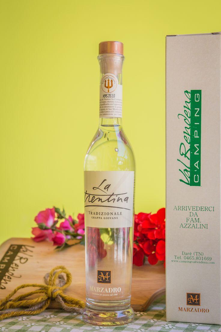 Vi piace la Grappa della Distilleria Marzadro? Un piccolo pensiero per i nostri ospiti più affezionati. Do you like italian Grappa? A little gift for our most affectionate guests 😍
