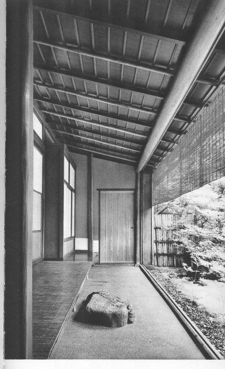 Kortárs japán átmeneti terek a tradicionális japán építészet tükrében - OLVASNIVALÓ