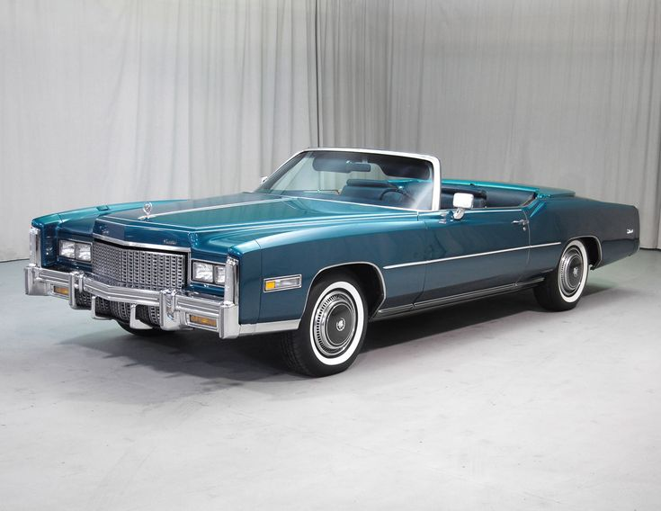 Cadillac Eldorado Convertible..Re-pin Brought to you by agents at #HouseofInsurance in #EugeneOregon for #LowCostInsurance