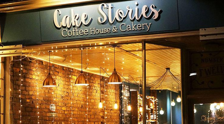 Cake Stories, Jesmond is a Coffee House & Cakery dedicated to making delicious sweet treats, wedding cakes and cakes accompanied by great coffee and tea.