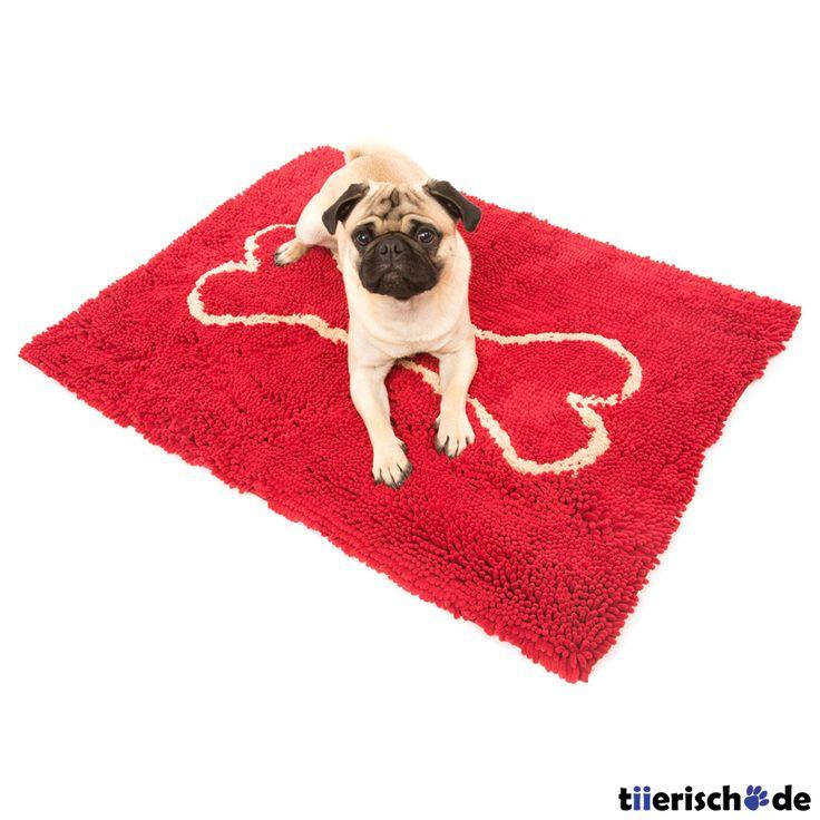 Dog Gone Smart Dirty Dog Doormat Hundematte