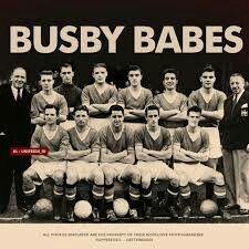 Man Utd team group in 1957.