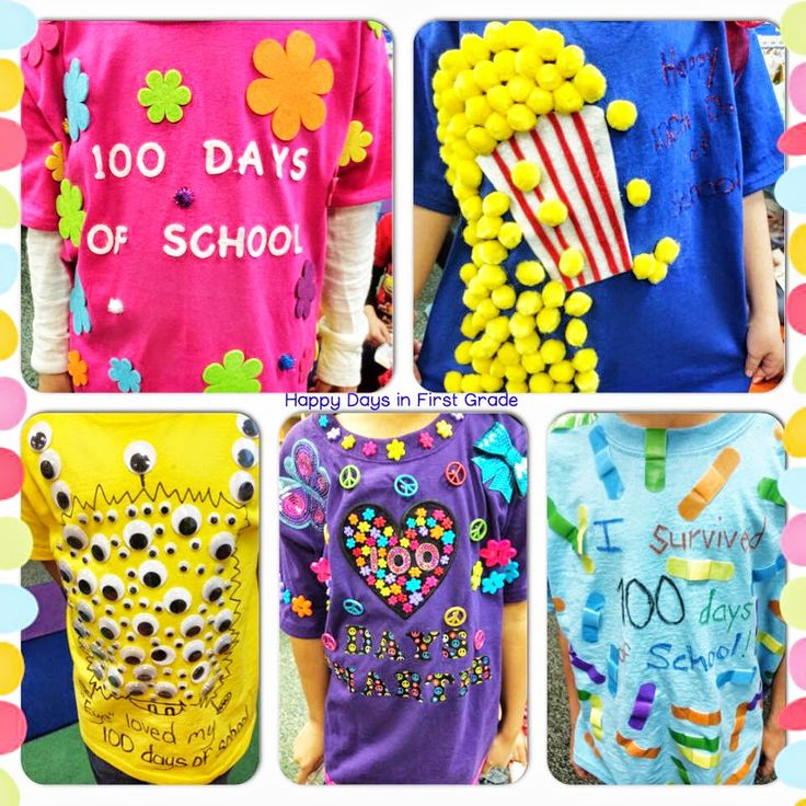 17 Best Images About 100th Day Kindergarten On Pinterest