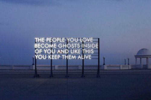 vilomah: Inspiration, Quotes, Neon, Art, Alive, Robert Montgomery, People, Ghosts Inside