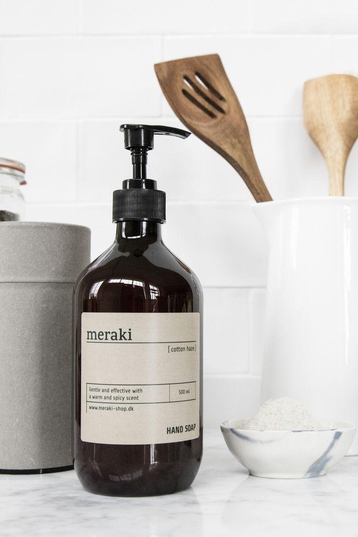 Meraki Cotton Haze Soap | Design Vintage | House Doctor