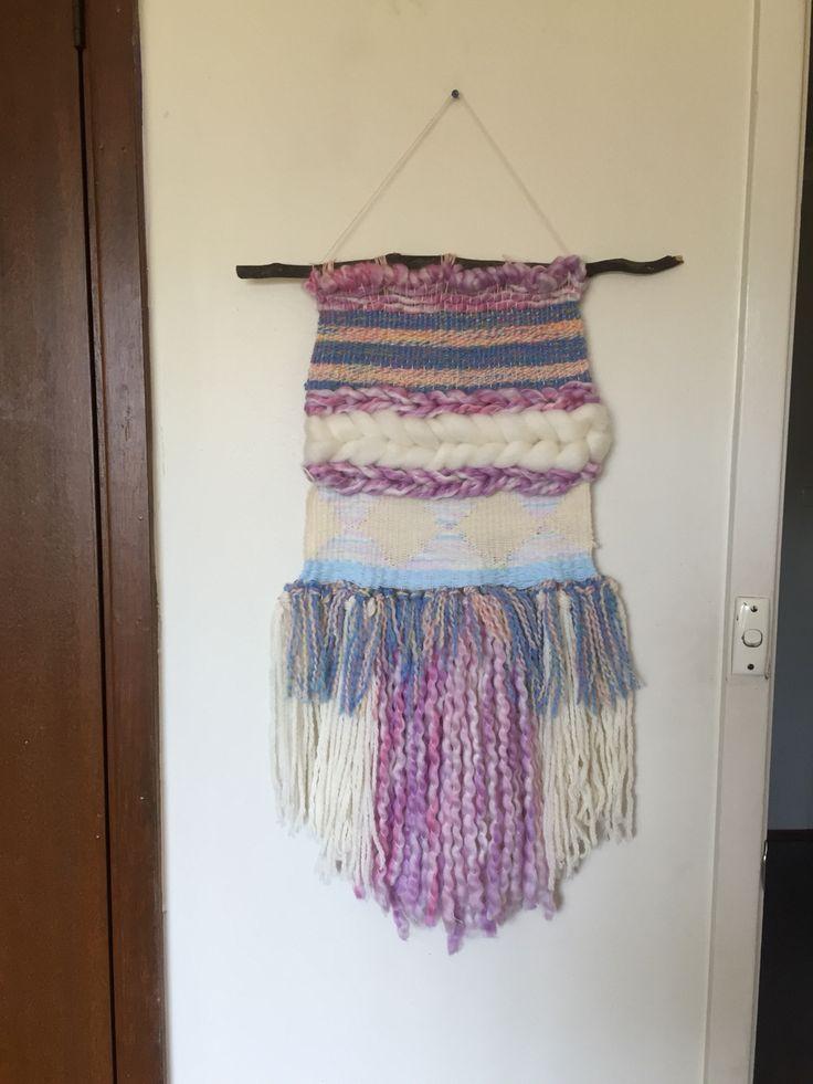 #wallweave #weaving