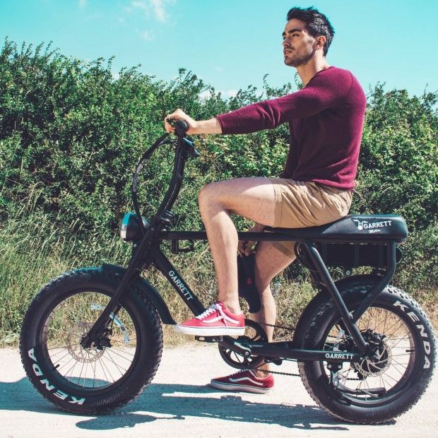 Garrett Miller The Electric Bike Way American Chopper Journal
