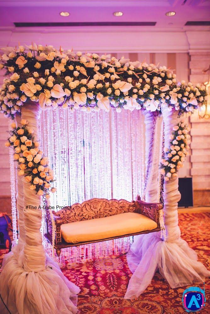 Flower arch for the beautiful wedding! Work byThe A-Cube Project, Chennai #weddingnet #wedding #india #indian #indianwedding #weddingdecor #decor #decorations #decorators #indianweddingoutfits #outfits #backdrops #llittlethings #excellent #flowers #archs