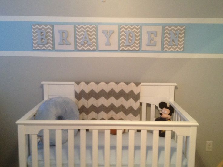 Best 25 name above crib ideas on pinterest nursery name for Above the crib decoration ideas