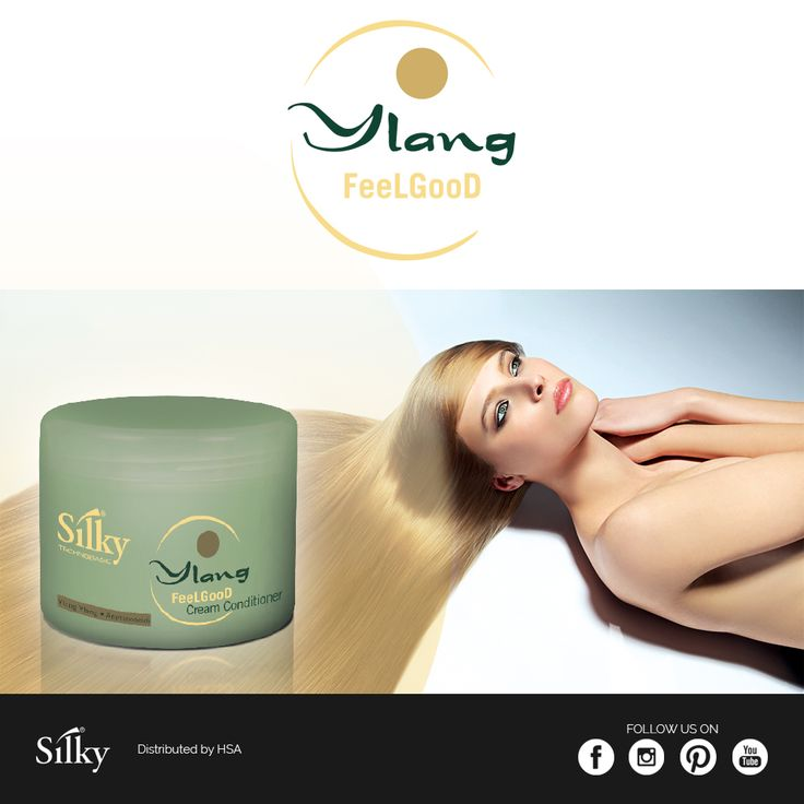 After Ylang Feel Good Shampoo try Ylang Feel Good Cream Conditioner: a mask, that is perfect even for more weakened hair. / Dopo  Ylang Feel Good Shampoo provate Ylang Feel Good Cream Conditioner: una maschera perfetta anche per i capelli più sfibrati. #hsacosmetics #silkycolor #nouvellecolor #hair #hairstyle #instahair #hairstyles #haircolour #haircolor #haircut #longhairdontcare #braid #fashion #instafashion #straighthair #longhair #style #straight #curly #black #brown #blonde #brunette…