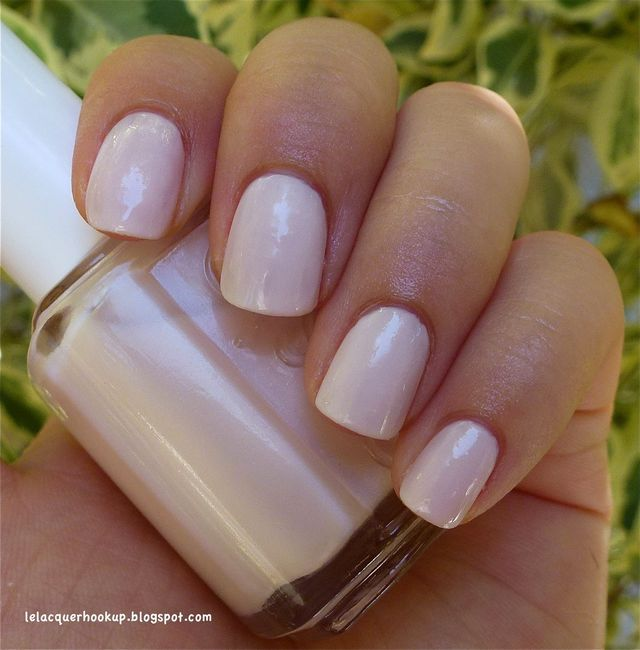 Doctor Lacquer Polygon Flash + Essie Ballet Slippers (LE ...