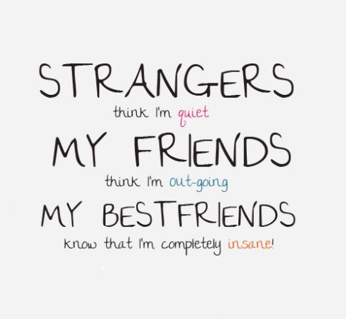 Tumblr Quotes about friends and best friends - funny tumblr quotes