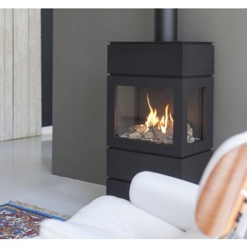 Faber Blokhus  #Kampen #Fireplace #Fireplaces #Interieur