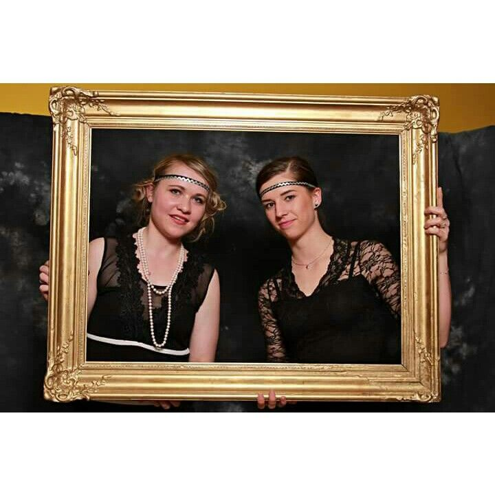 Great gatsby party fotobooth