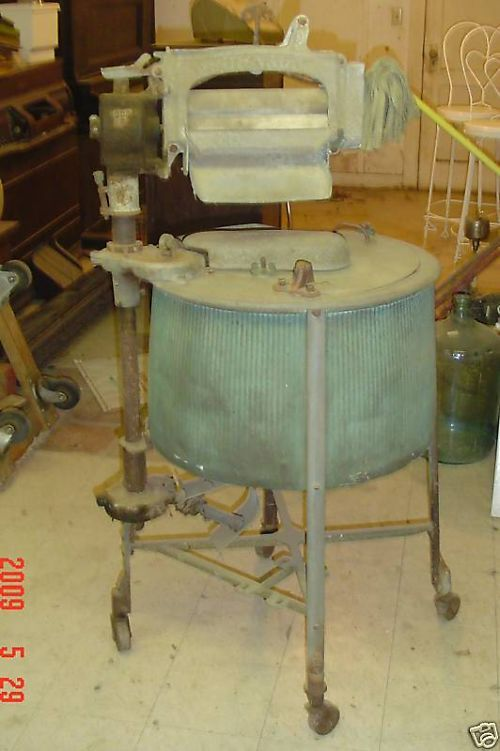 1920 Electric Washing Machine ~ Best images about old time on pinterest antiques