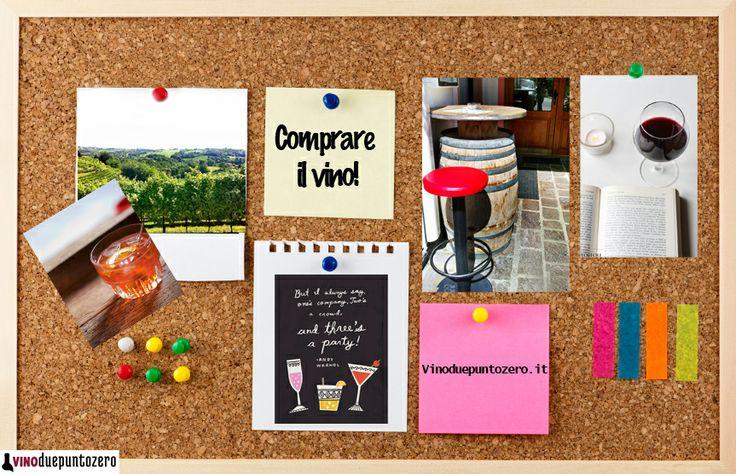 #Pinterest e #Vino #VinoTiAmo
