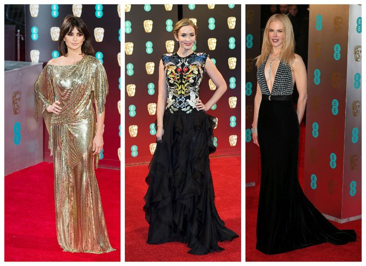 Moda la Premiile Bafta 2017 si lista completa a castigatorilor